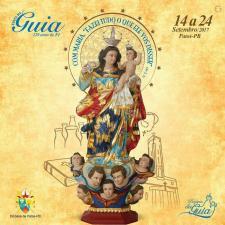 Festa da Guia inicia suas comemorações nesta quinta-feira 14 de Setembro