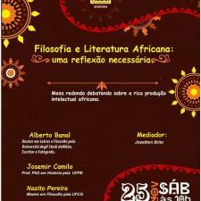 Filosofia e Literatura Africana: Uma reflexão necessária.