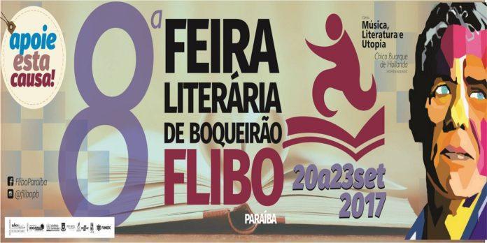 Feira Literária de Boqueirão 2017 homenageia Chico Buarque de Hollanda