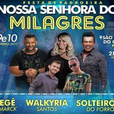 Divulgada as atrações da Festa da Padroeira de São João do Cariri; confira